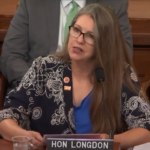 Rep. Jennifer Longdon testifies on personal cost of gun violence before U.S. House of Representatives (Sept. 26, 2019)