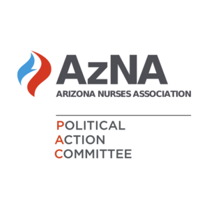 Arizona Nurses Association PAC Logo