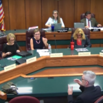 Rep. Jennifer Longdon chairing Ad Hoc Committee on Abuse and Neglect of Vulnerable Adults