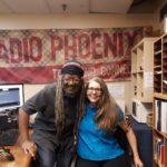 Jen Longdon and Alvin Galloway at Phoenix Center for the Arts