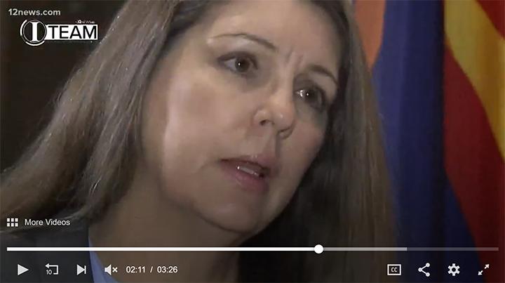 Jen Longdon speaks to News12.com May 6 2020