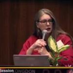Rep. Jennifer Longdon speaks on AZ House Floor during Gun Violence Survivors' Week, February 5, 2020