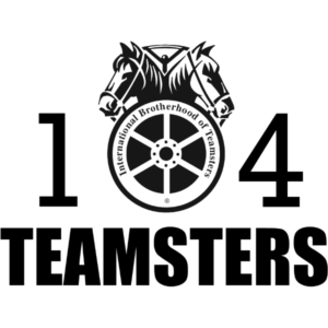 Teamsters Local 104 Logo