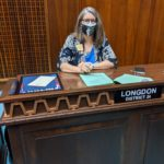 Jennifer Longdon at AZ House of Representatives, Jan. 11, 2021